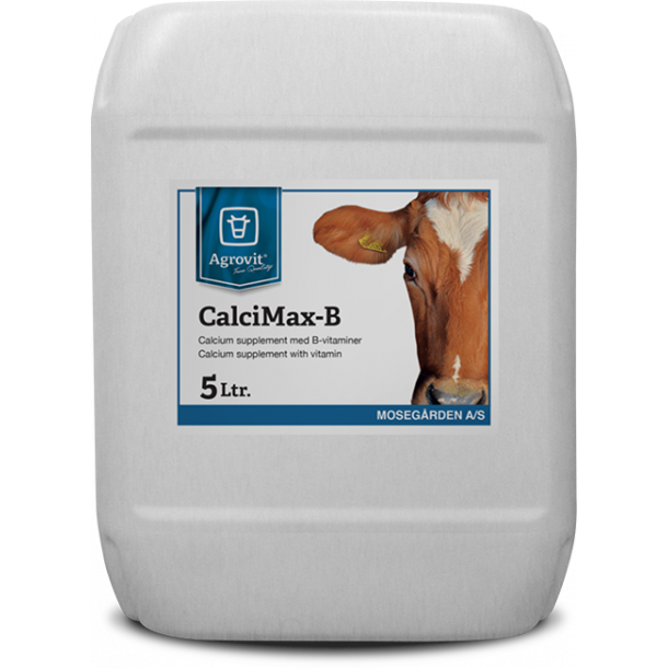 AgroVit CalciMax-B, 5 liter