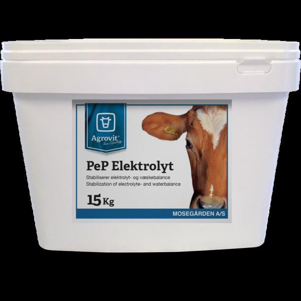 AgroVit PeP Elektrolyt, 15 Kg