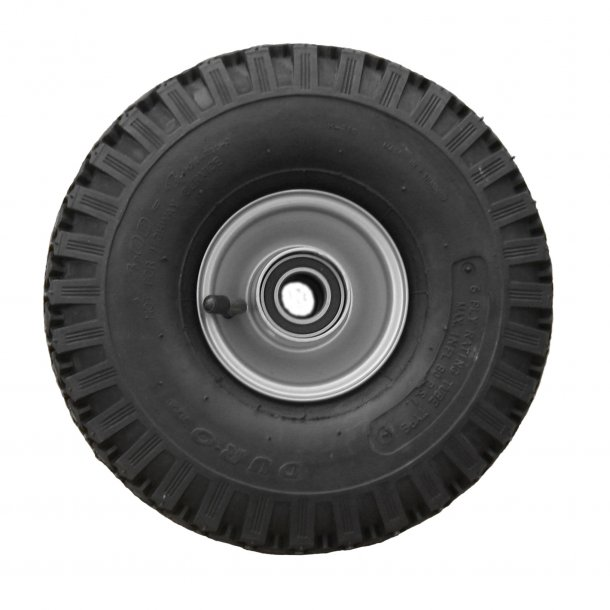 Gaffelhjul til 100 liter vogn - 300x4